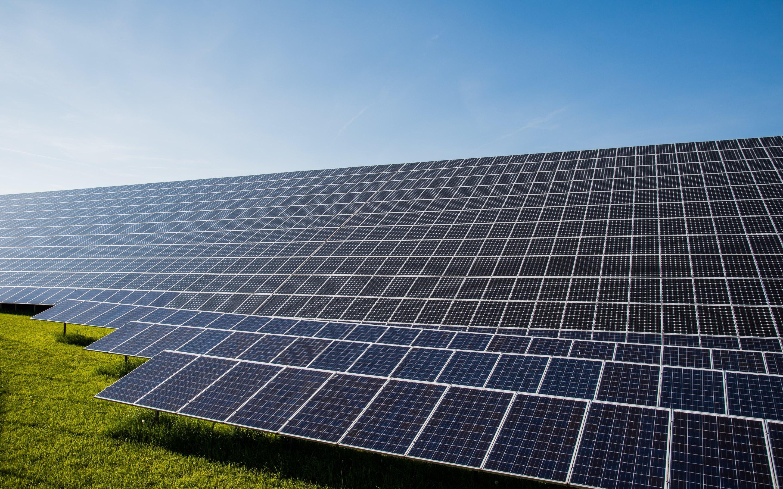 Solar Panels 2880x1800