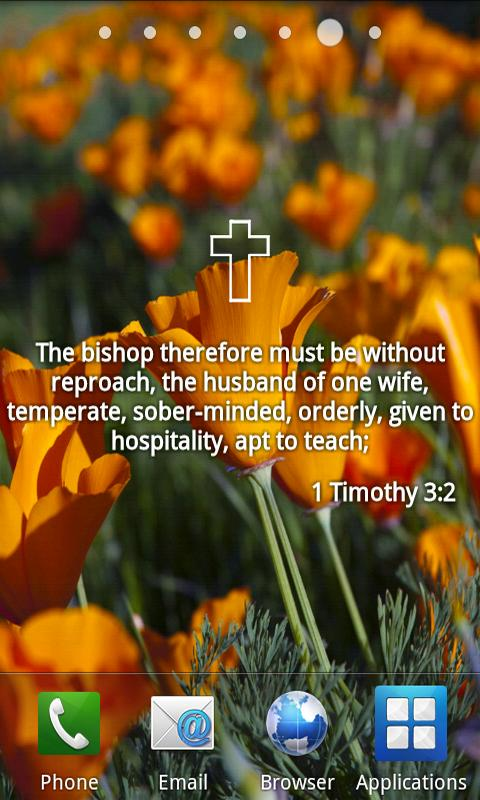 Bible Verses Live Wallpaper   Android Apps on Google Play 480x800