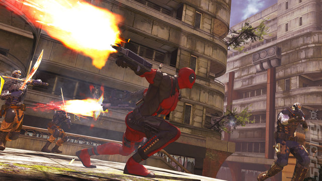 Deadpool   Xbox 360 Screen 640x360