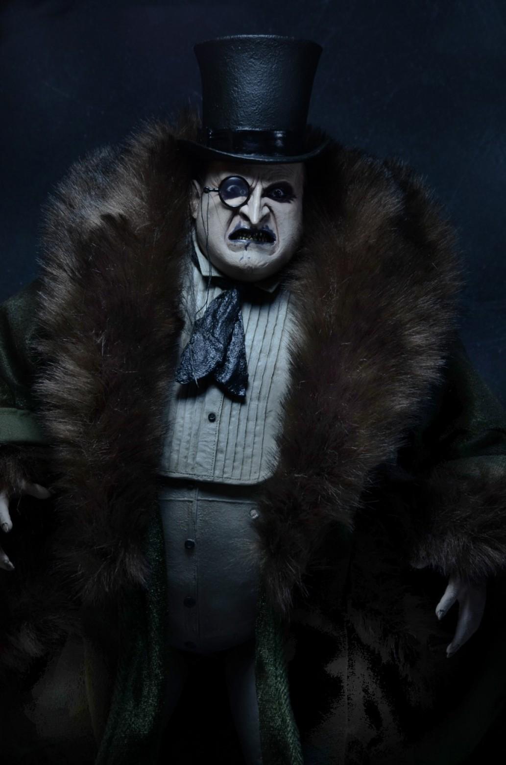 Resident Evil Vector Unmasked   Penguin Batman Returns Hd 1033x1560