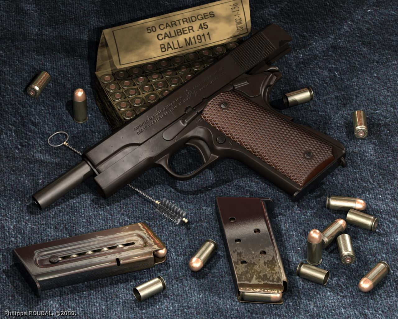 Colt45 1911A1 0132C 2jpg 1280x1024