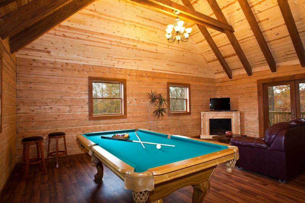 Pin Log Cabin Living Room 1024x683