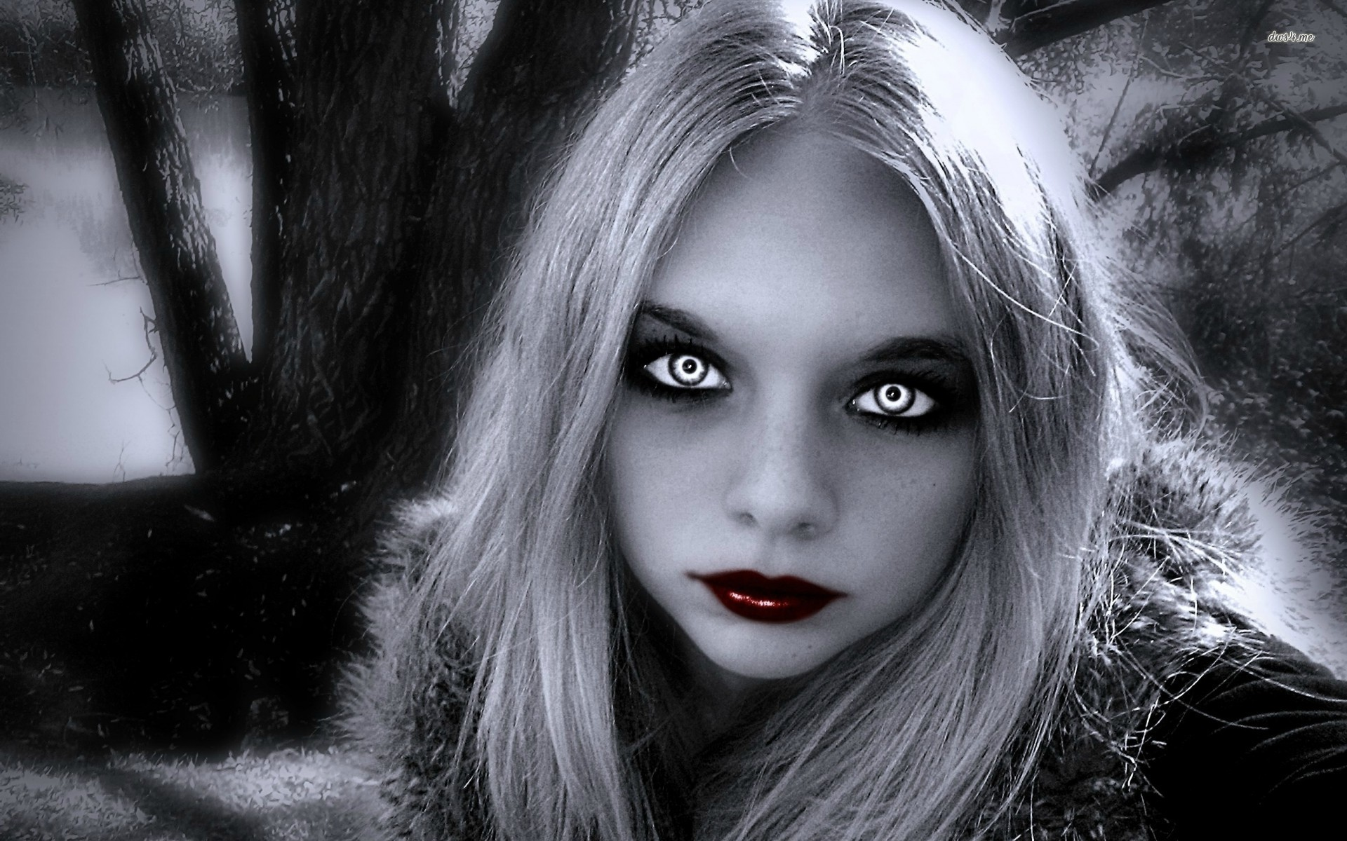 gothic girls wallpaper by - photo #7
