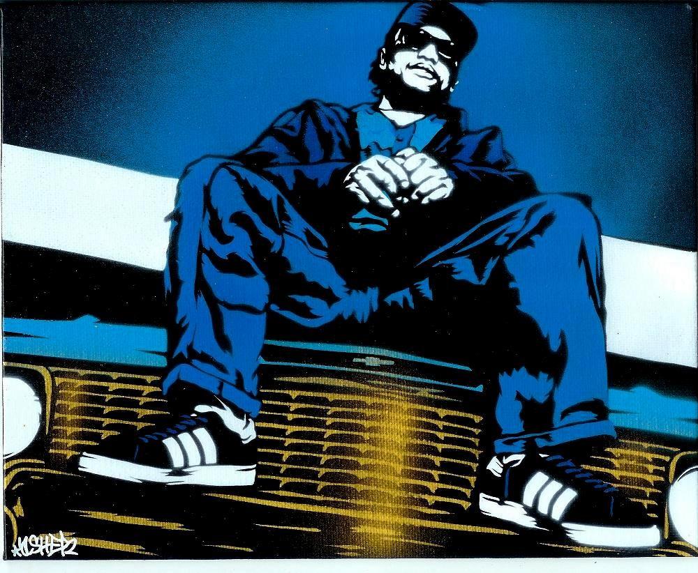 Eazy E Wallpaper 1000x822
