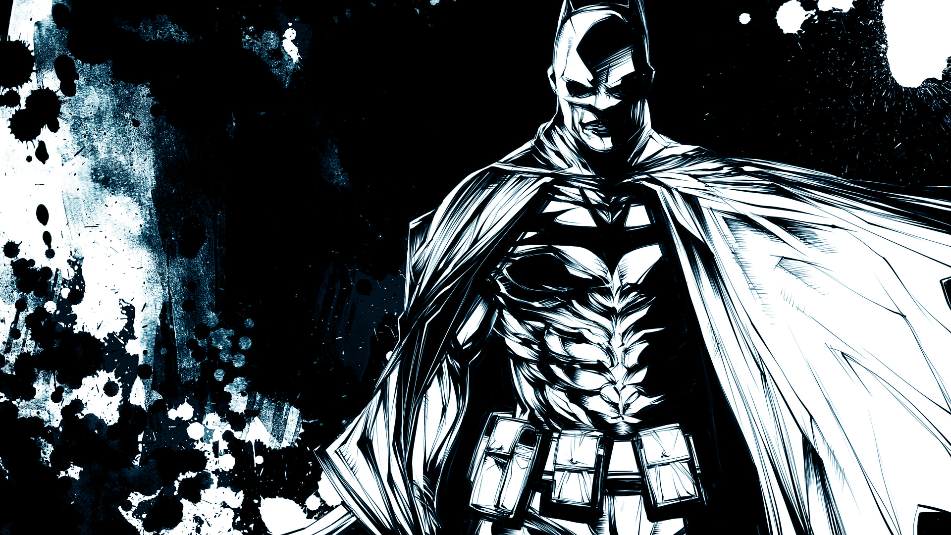 Download Batman DC Wallpaper 1920x1080 Wallpoper 348767