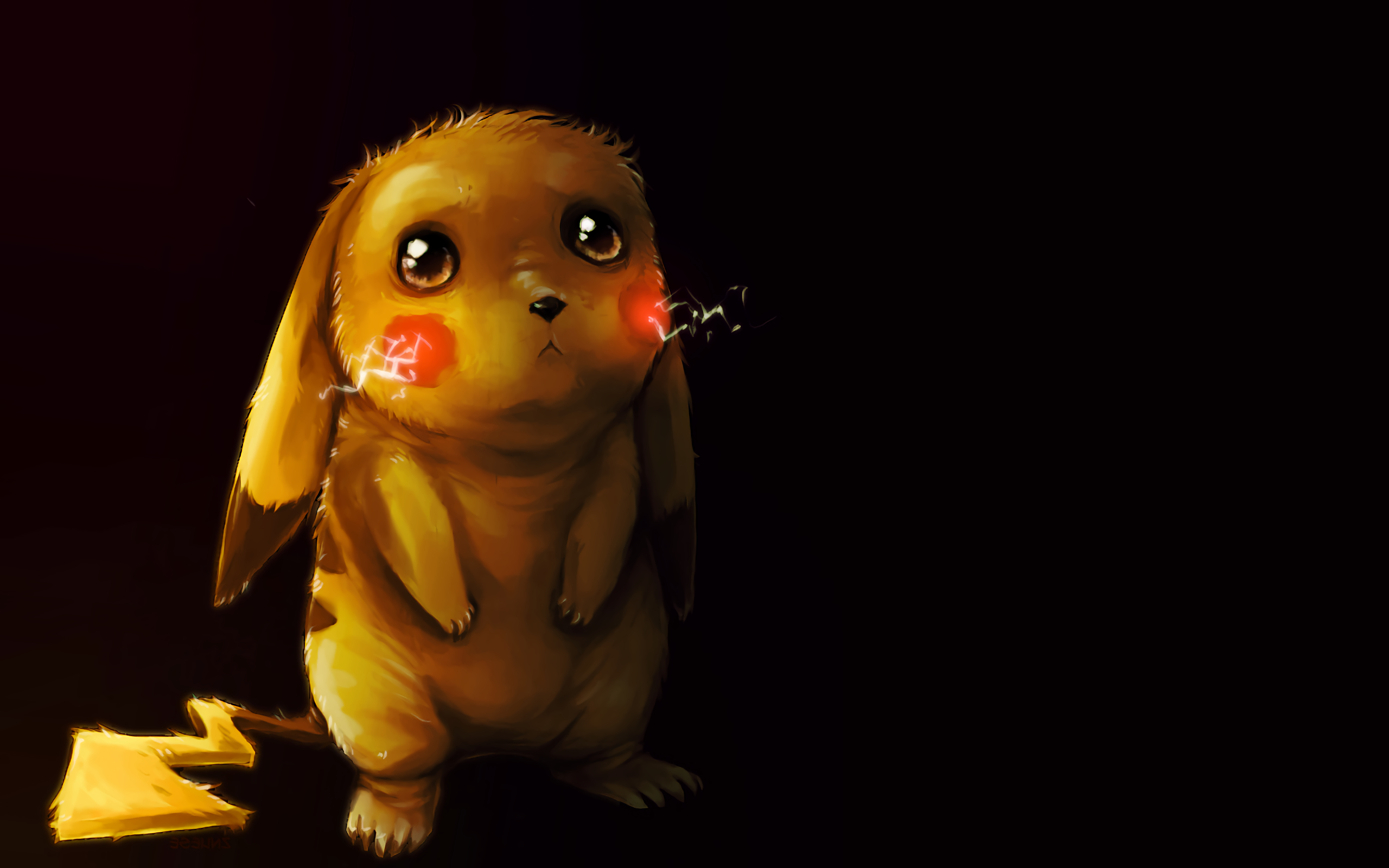317 Pikachu HD Wallpapers Background Images 2560x1600