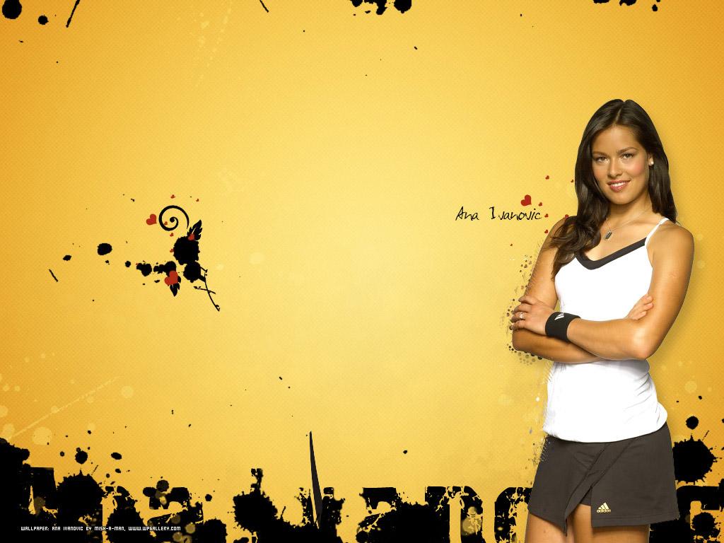 All Sports Club Ana Ivanovic HD New Wallpapers 2012 1024x768
