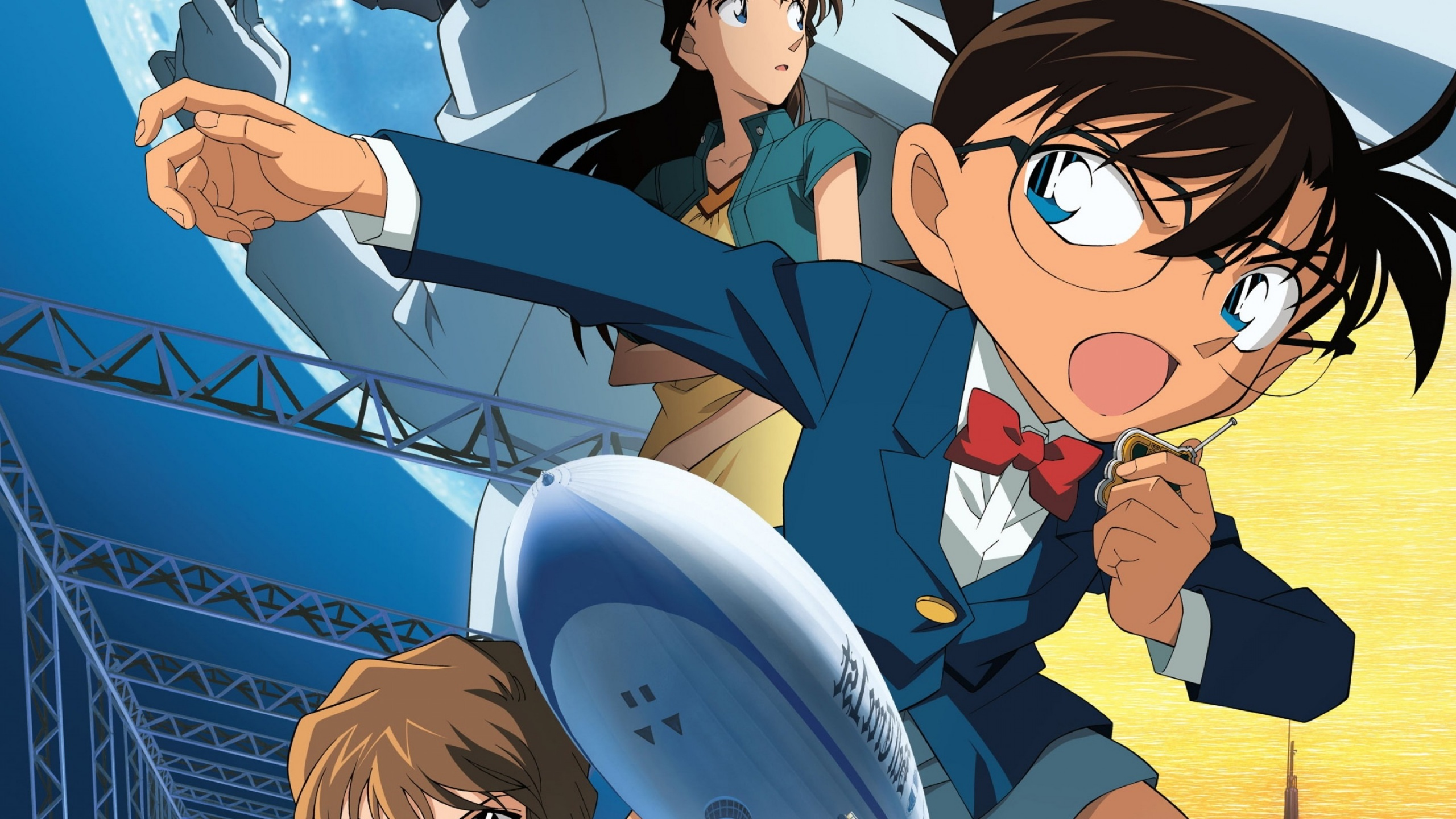 Download Detective Conan Wallpapers Hd 2560x1440 73 Detective