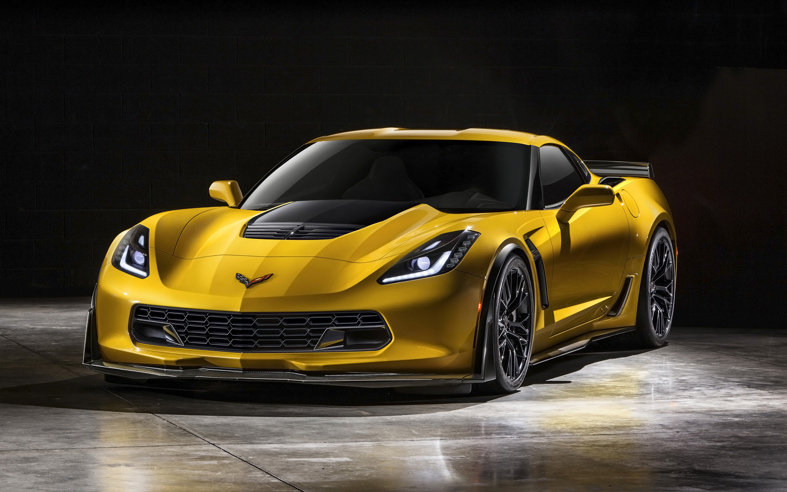 2015 Chevrolet Corvette Z06 Wallpaper HD Car Wallpapers 2560x1600