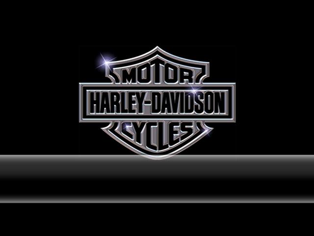 harley davidson logo screensaverharley davidson cycles dock logo 640x480