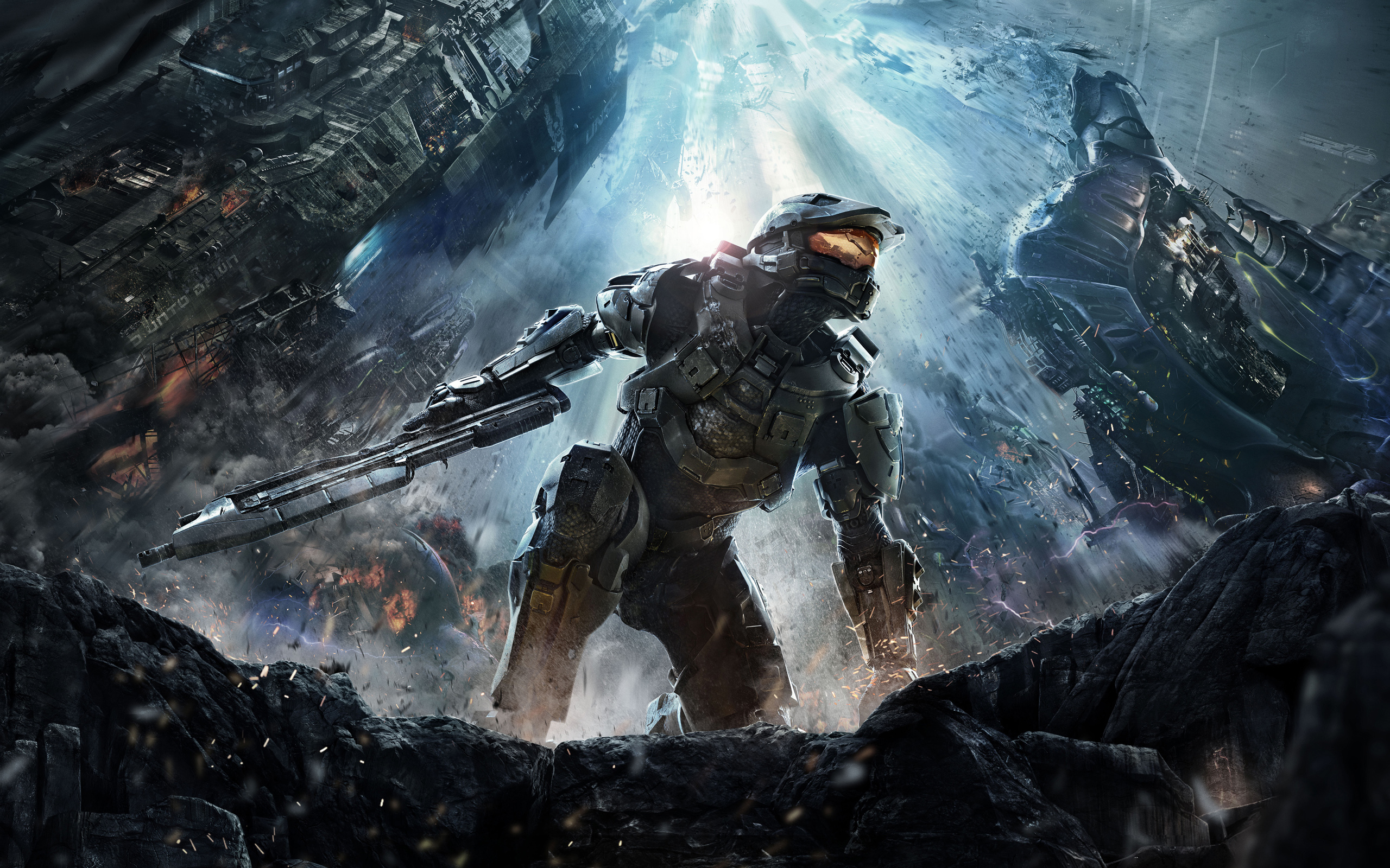 Halo 4 HD Wallpaper Background Image 2560x1600 ID269406 2560x1600