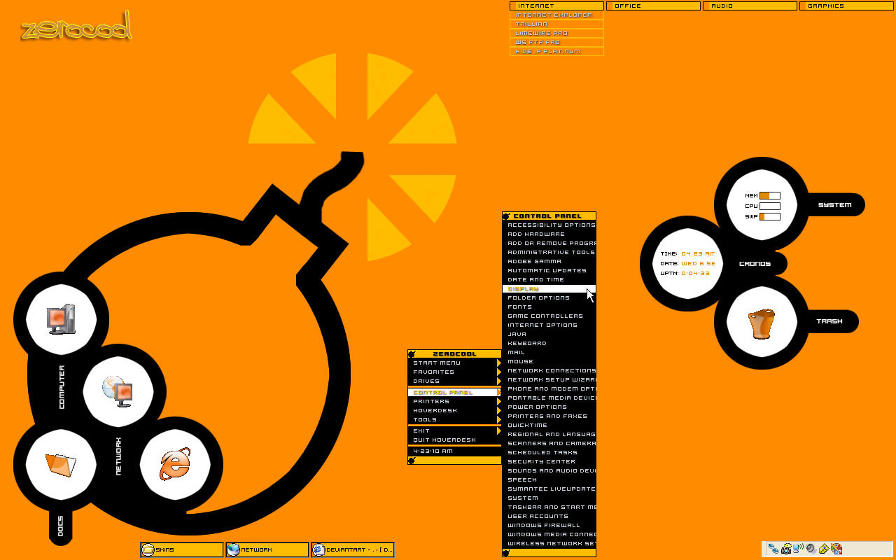 movie theme by hellphyre customization skins themes shell themes 1280x800