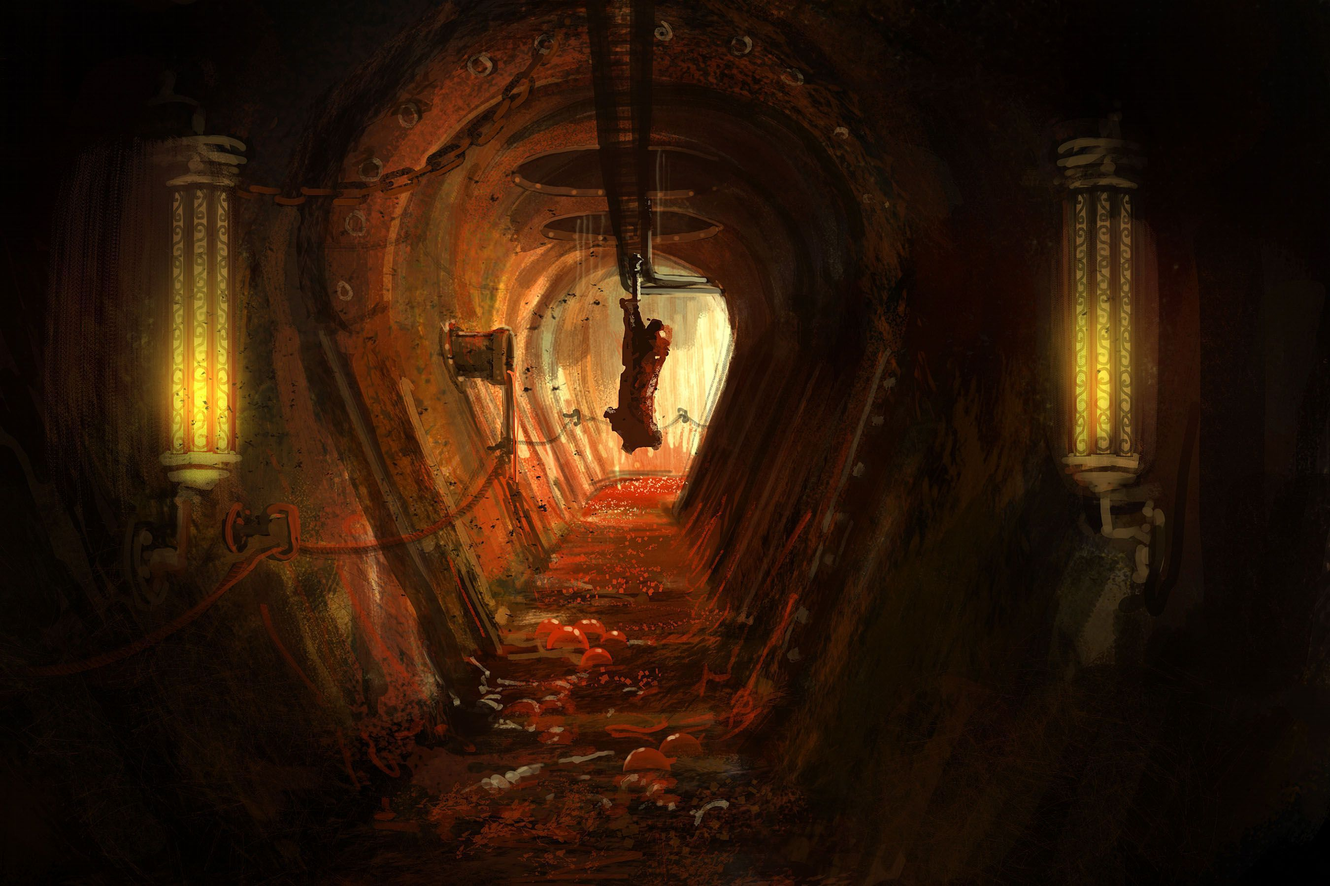 Amnesia The Dark Descent Wallpapers Backgrounds 2700x1799
