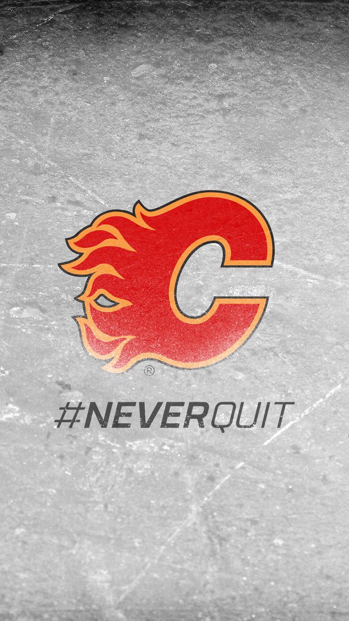 Calgary Flames Wallpaper 720x1280