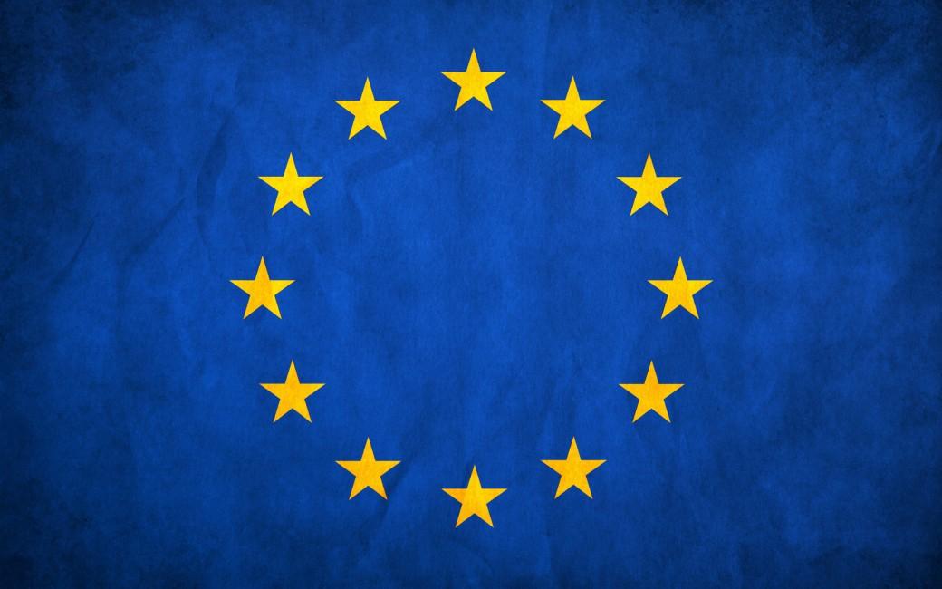 European Union Flag Stars Europe Texture   Stock Photos 1040x650