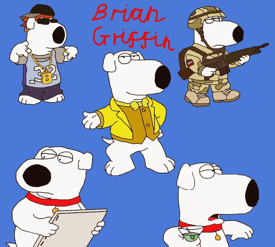 Stewie Wallpaper: Brian Griffin Wallpaper