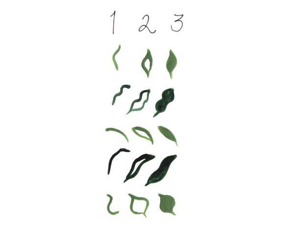 xoVain Beverly Hills Hotel Banana Leaf Wallpaper Nails leaf tutorial 600x461