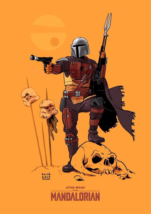Pin by Pete on Star Wars in 2020 Star wars fan art Star wars 637x900