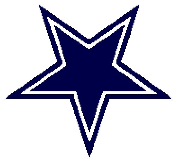 Image Dallas Cowboys Star Logo Download 729x670