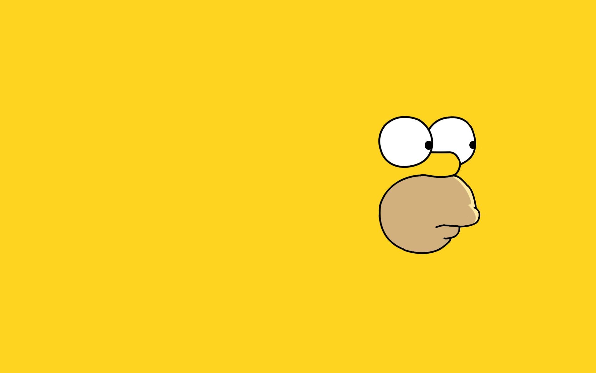 Homer Simpson Hintergrundbilder Homer Simpson frei fotos 1920x1200