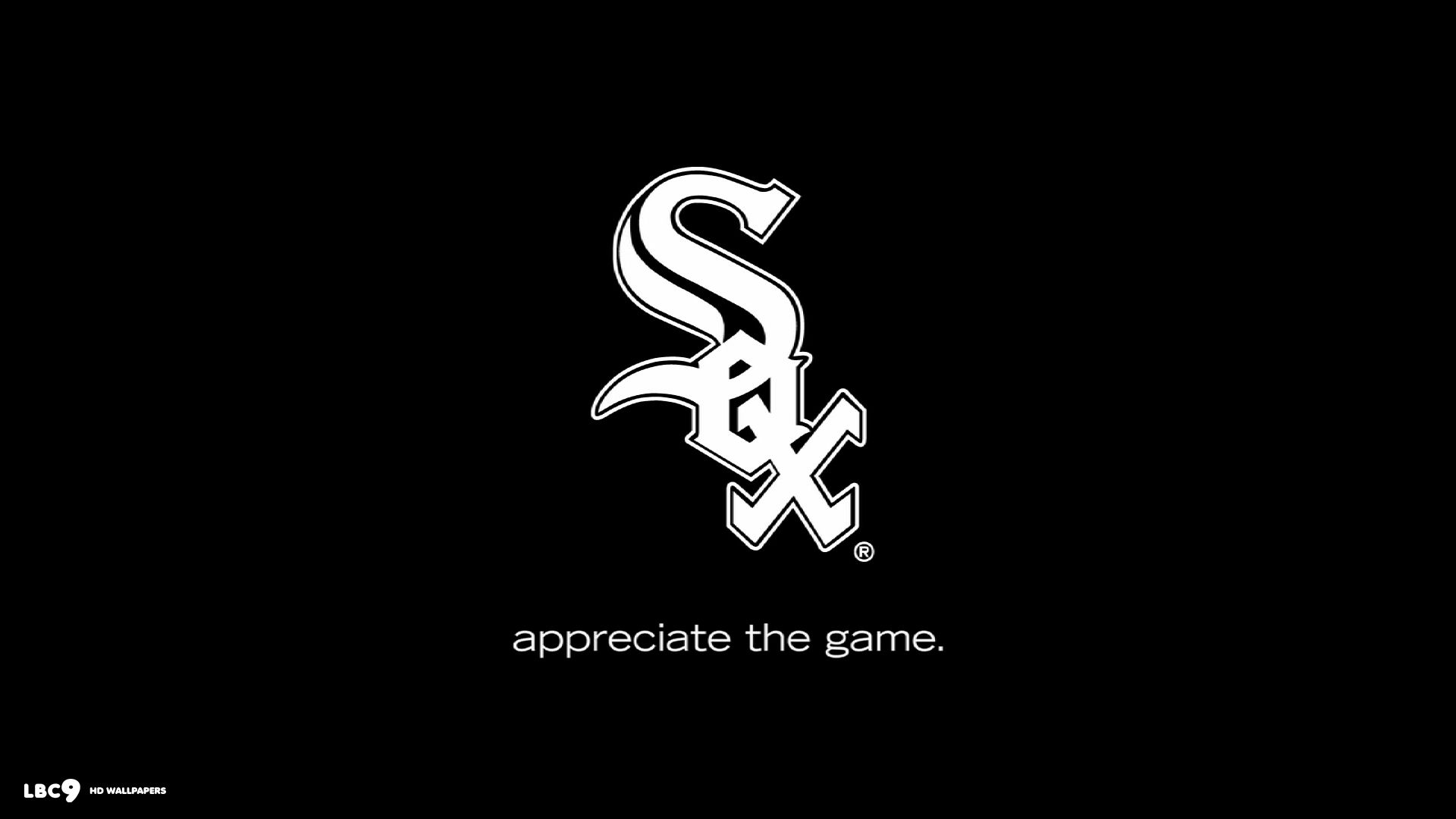chicago white sox logo wallpaper wallpapersafari