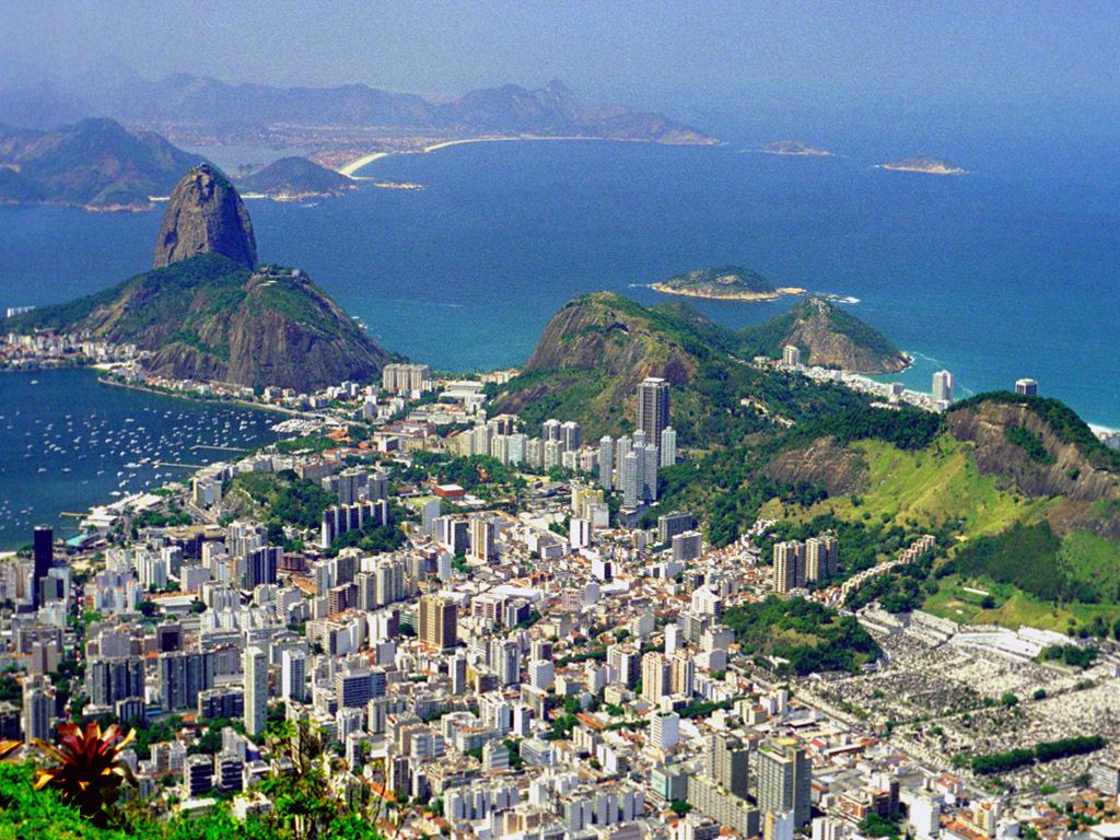 New Rio de Janeiro background Brazil wallpapers 1024x768