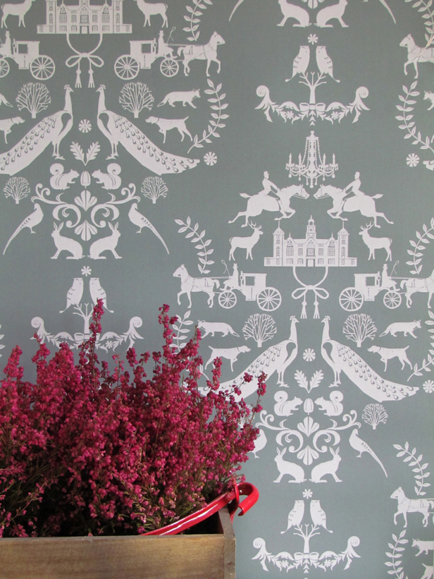 Modern Wallpaper Trends From ICFF HGTV Design Blog Design 616x821