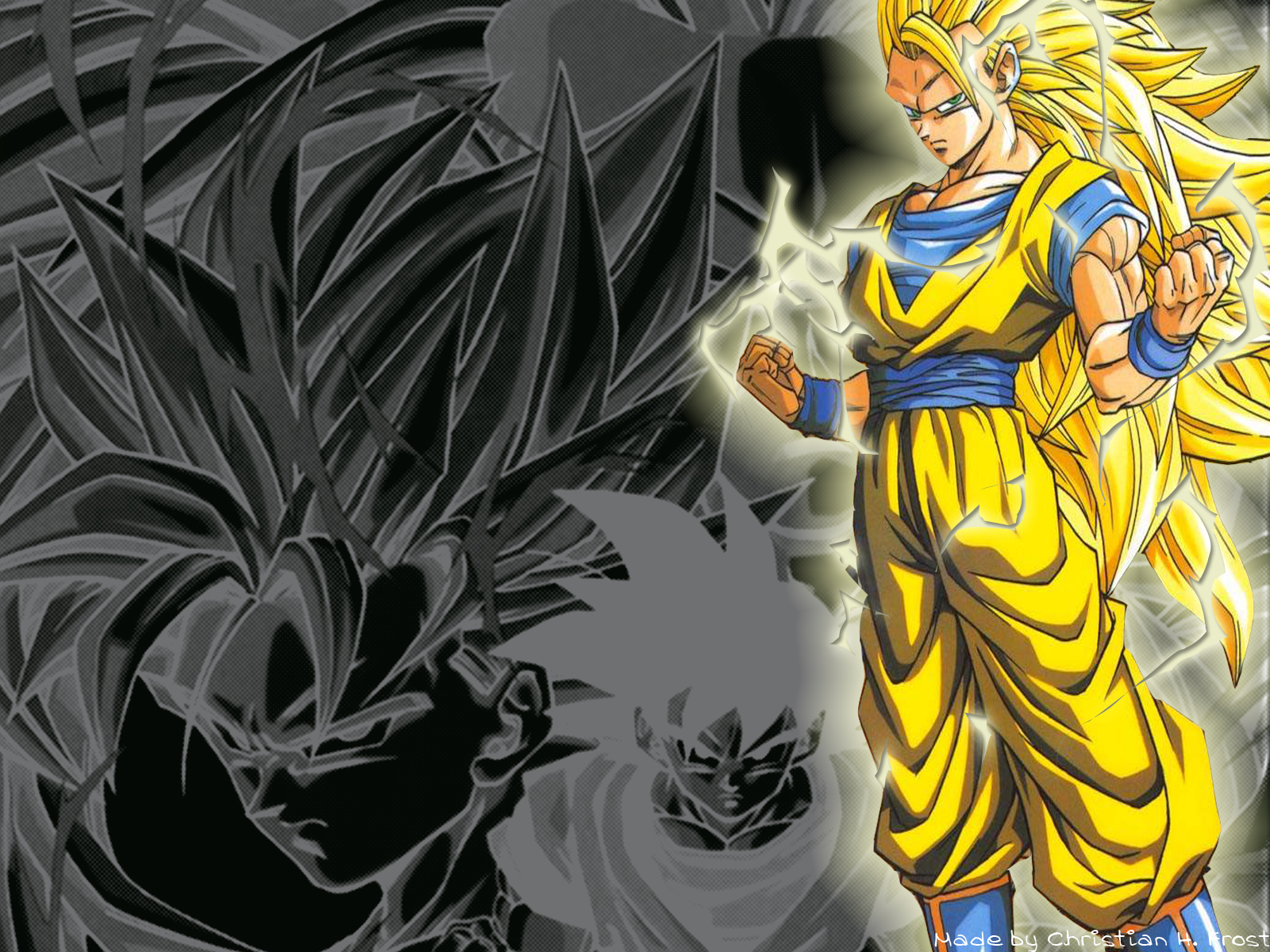 Top Dragon Ball Z Hd Wallpapers For Pc 1600x1200