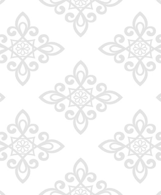 Lattice Pattern Wallpaper Offwhite Grey   Traditional   Wallpaper 528x640