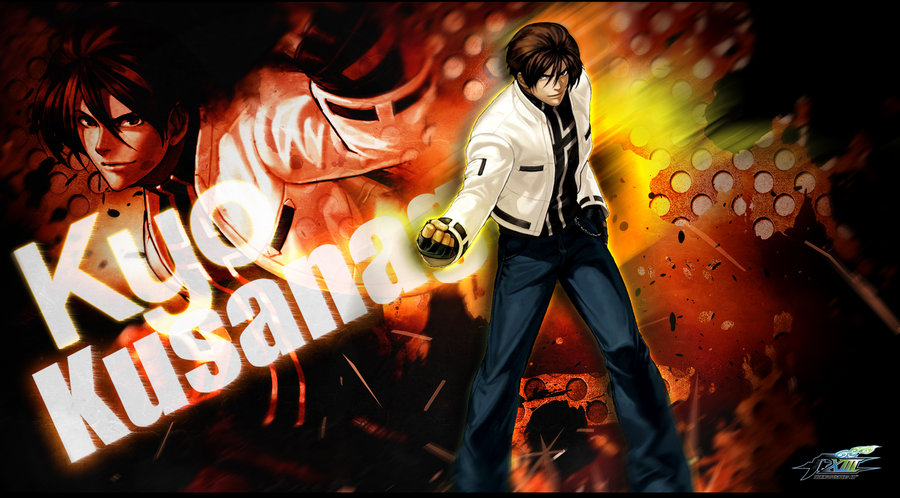 THe King Of Fighters 13 Ex Kyo wallpaper by KaboXx on 900x498
