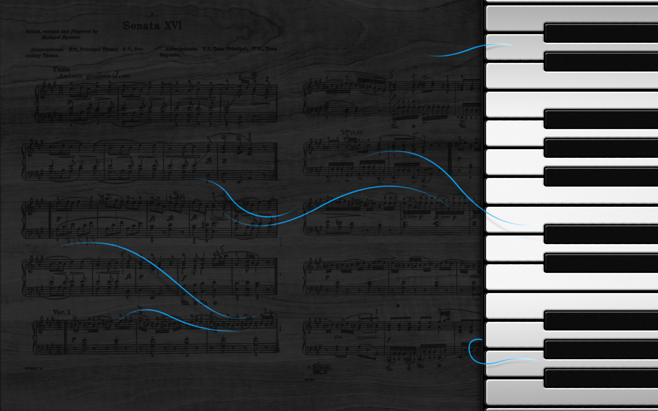 Free Download Wallpapers For Computer Desktop Keyboard 2560x1600 For Your Desktop Mobile Tablet Explore 47 Piano Desktop Wallpaper Piano Keys Wallpaper Grand Piano Wallpaper Piano Images Wallpaper