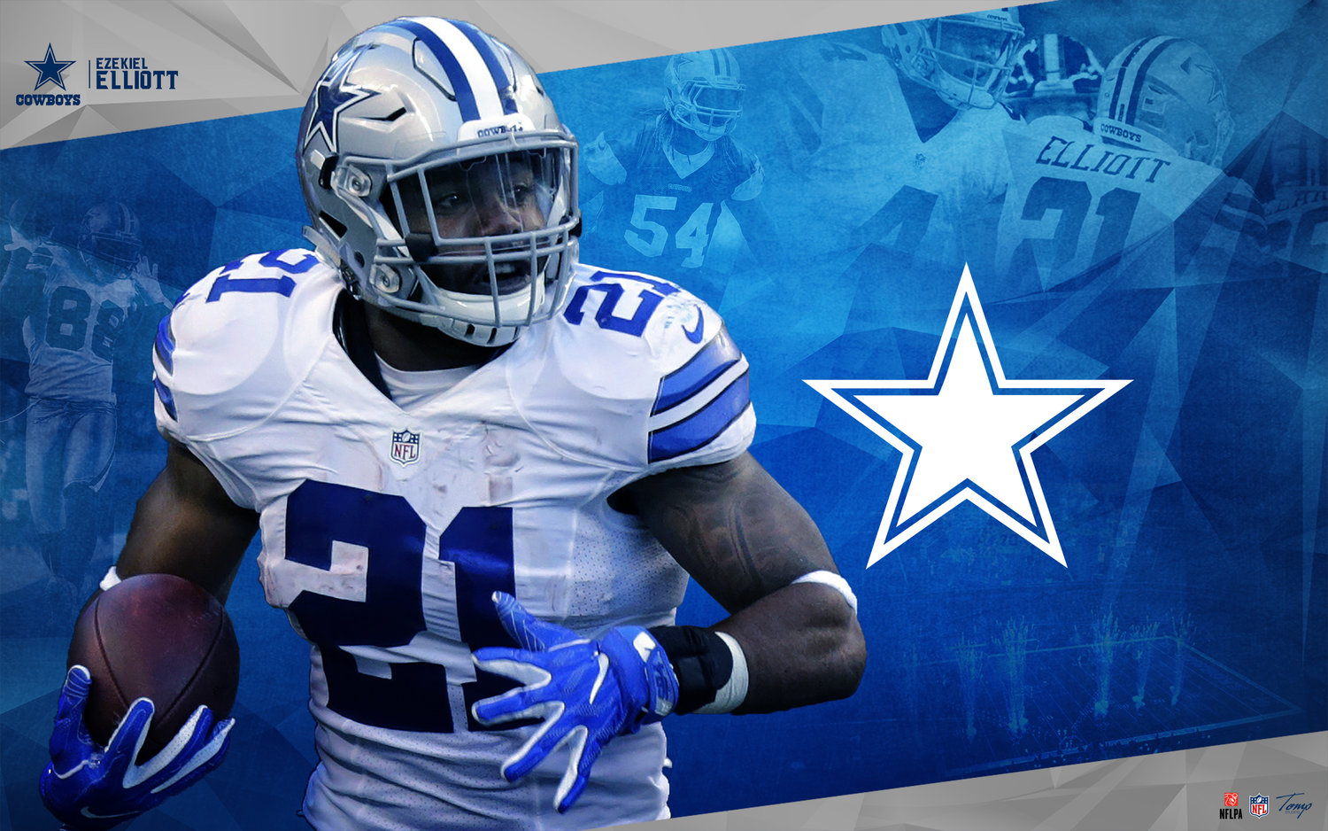 Ezekiel Elliott Wallpaper Cowboys 90 images in Collection Page 3 1500x938