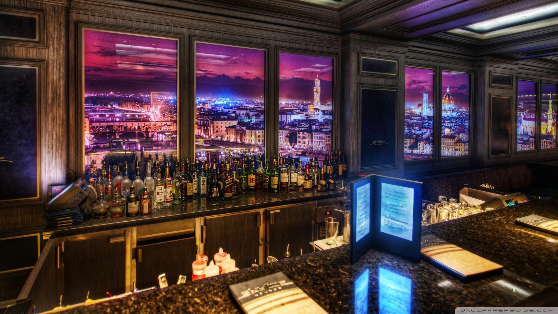 Skyline Bar Wallpaper 1920x1080 Skyline Bar 1920x1080