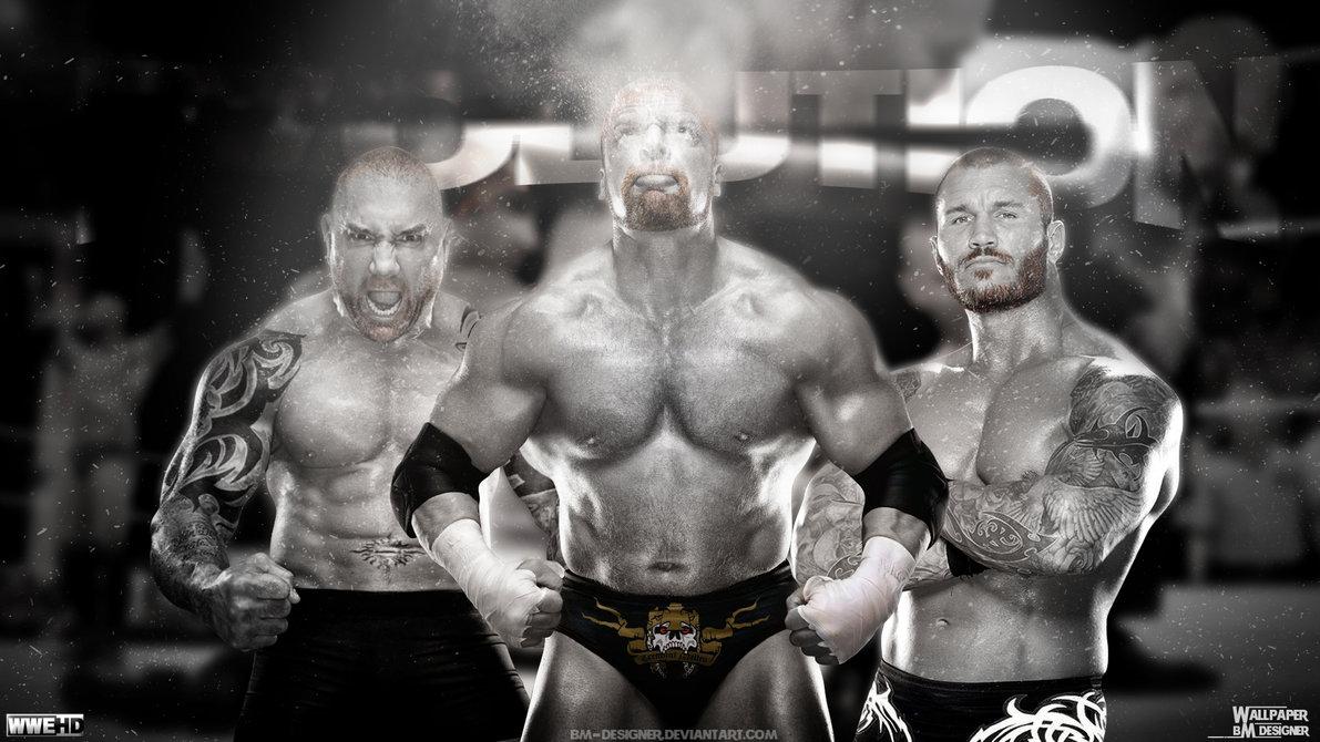 Download WWE Evolution WWE HD BM Designer by BM Designer [1191x670 1191x670
