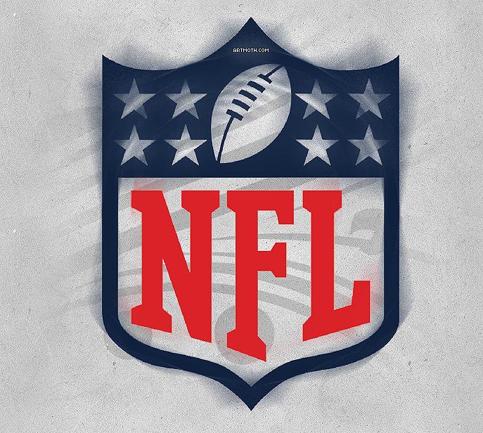 Hd Chiefs Wallpaper: Nfl Logo Wallpaper