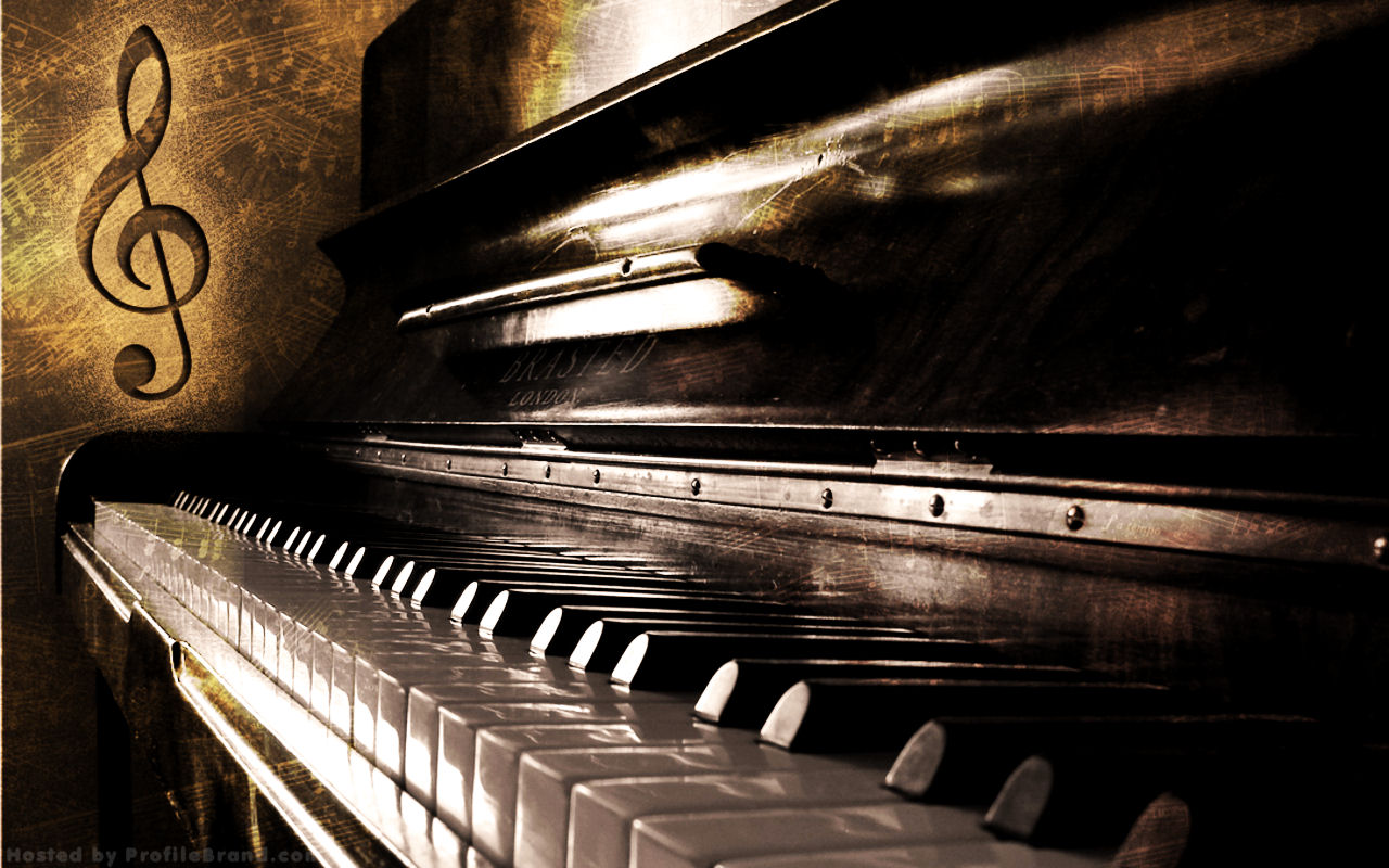 Piano Music Notes Wallpaper 8921 Hd Wallpapers in Music   Imagesci 1280x800