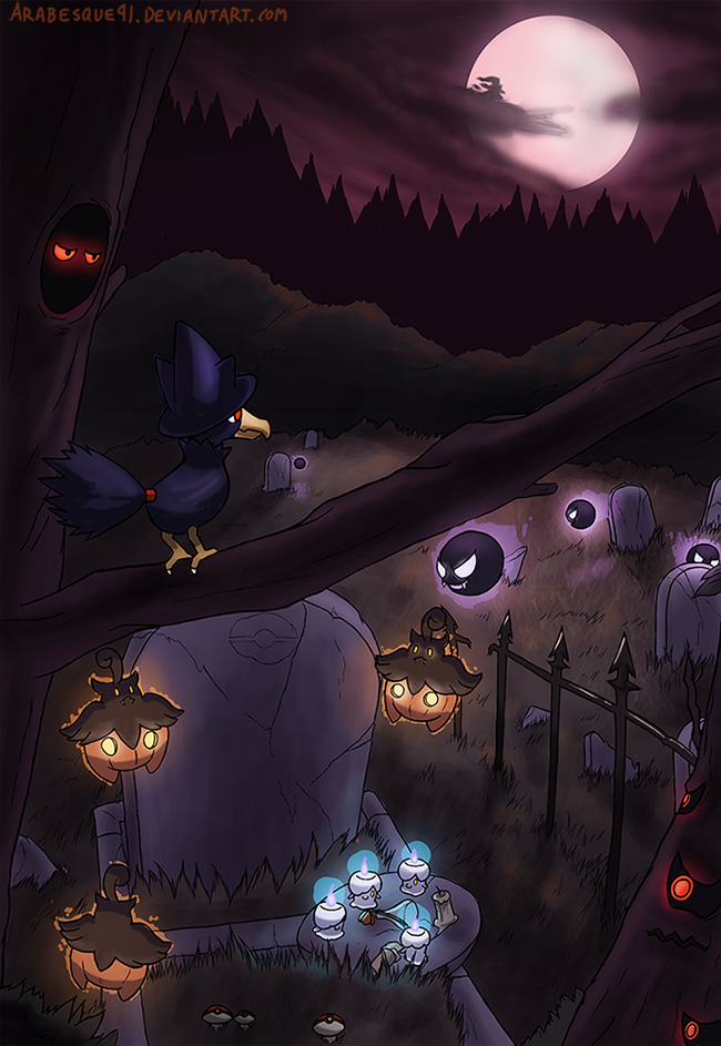 Ghost Pokemon Wallpaper Tumblr The day ghost pokemon come out 650x943