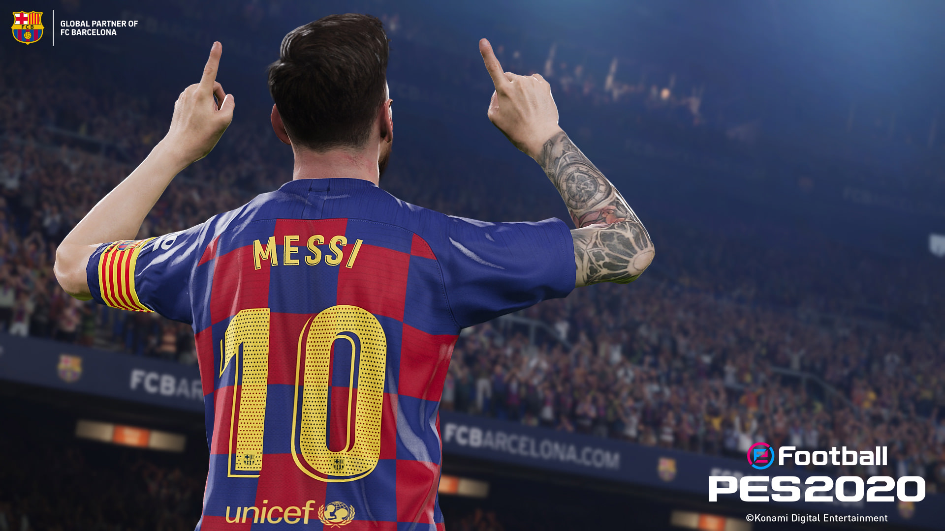 PES 2020 Screenshots FIFPlay 1920x1080