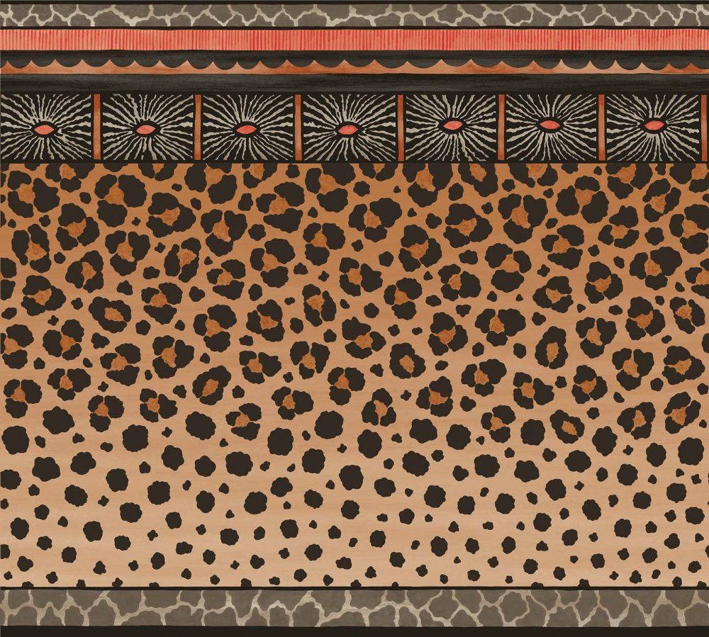 Cole Son Zulu Border Wallpaper 109 13060 1000x899