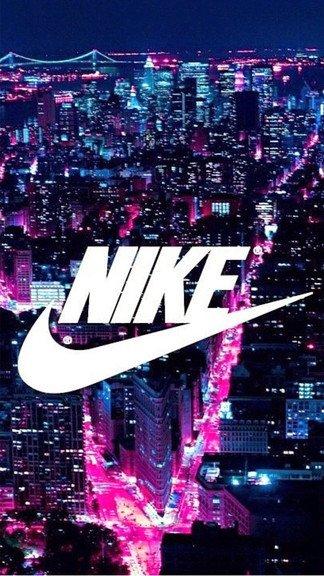 White Nike Logo iPhone 6 6 Plus wallpaper 324x576