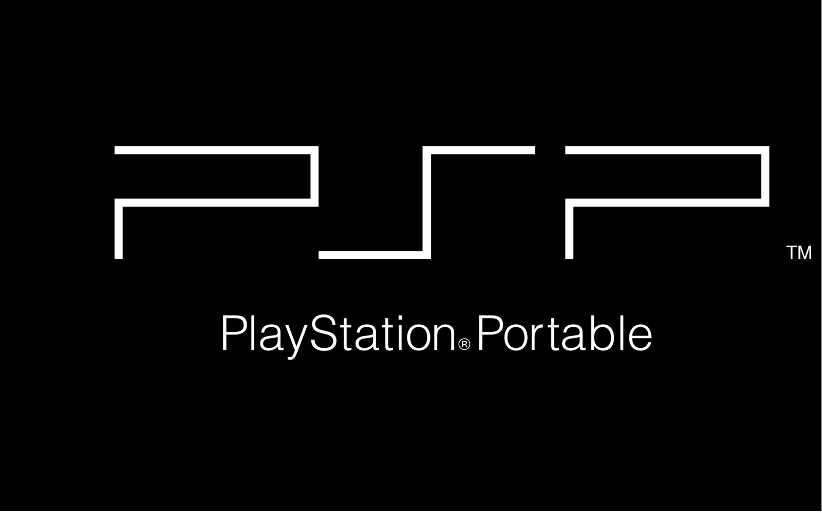 Awesome Psp Wallpapers Psp logo wallpaper logo 1600x1000