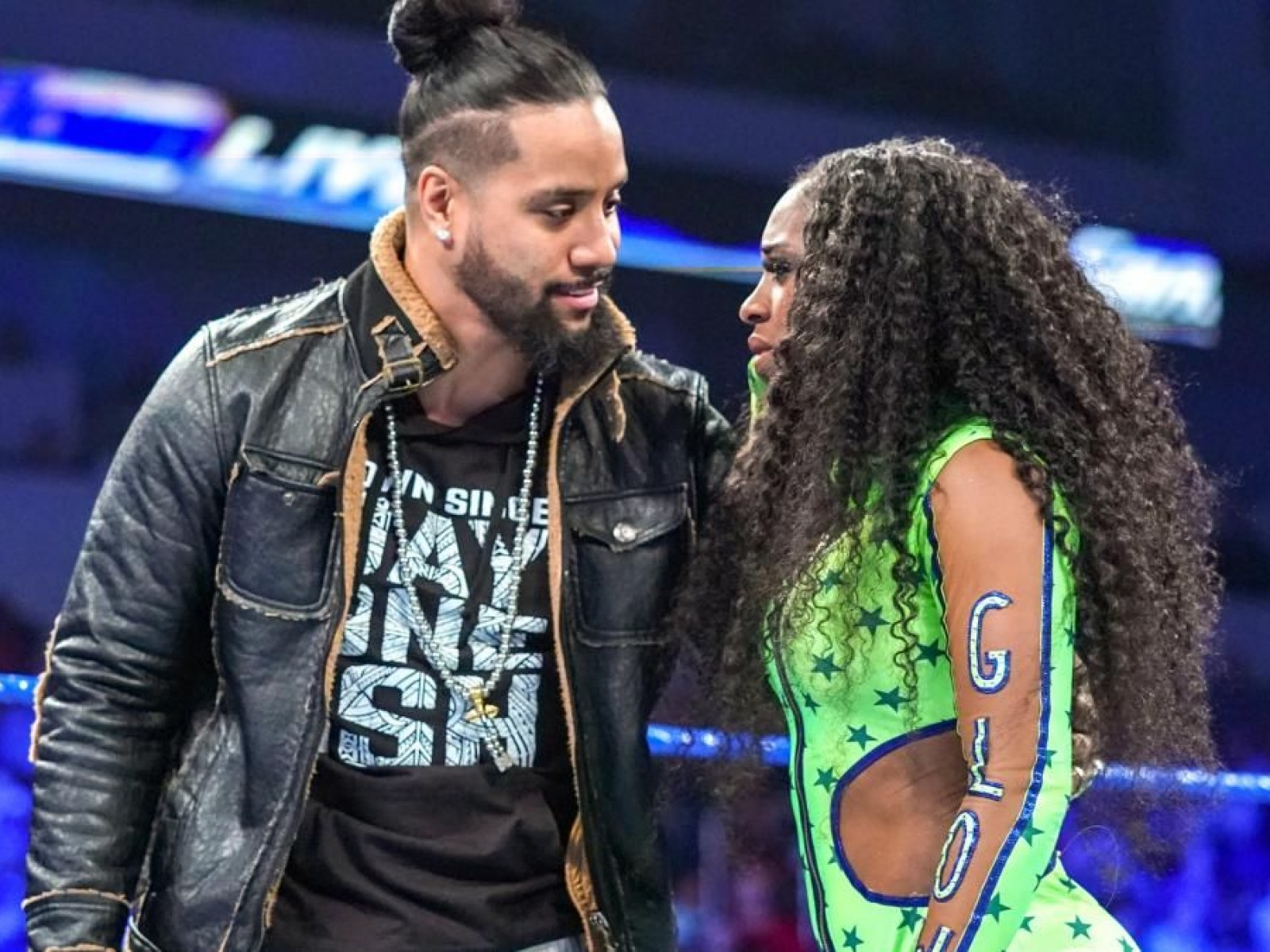 WWEs Jimmy Uso Arrested for Drunken Dispute with Police 1600x1200