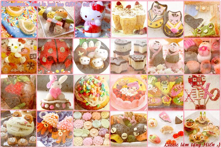 Cute Food Wallpaper Backgrounds bestcoolstylewallpaperscom 850x570