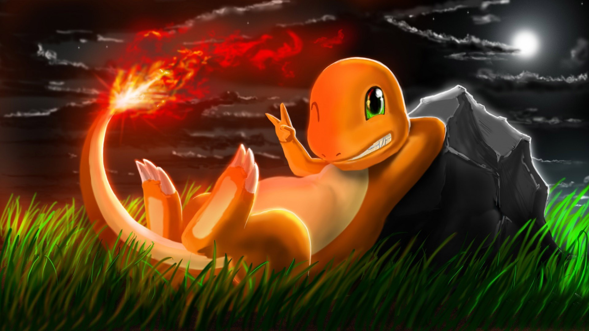 Cute Charmander Wallpapers