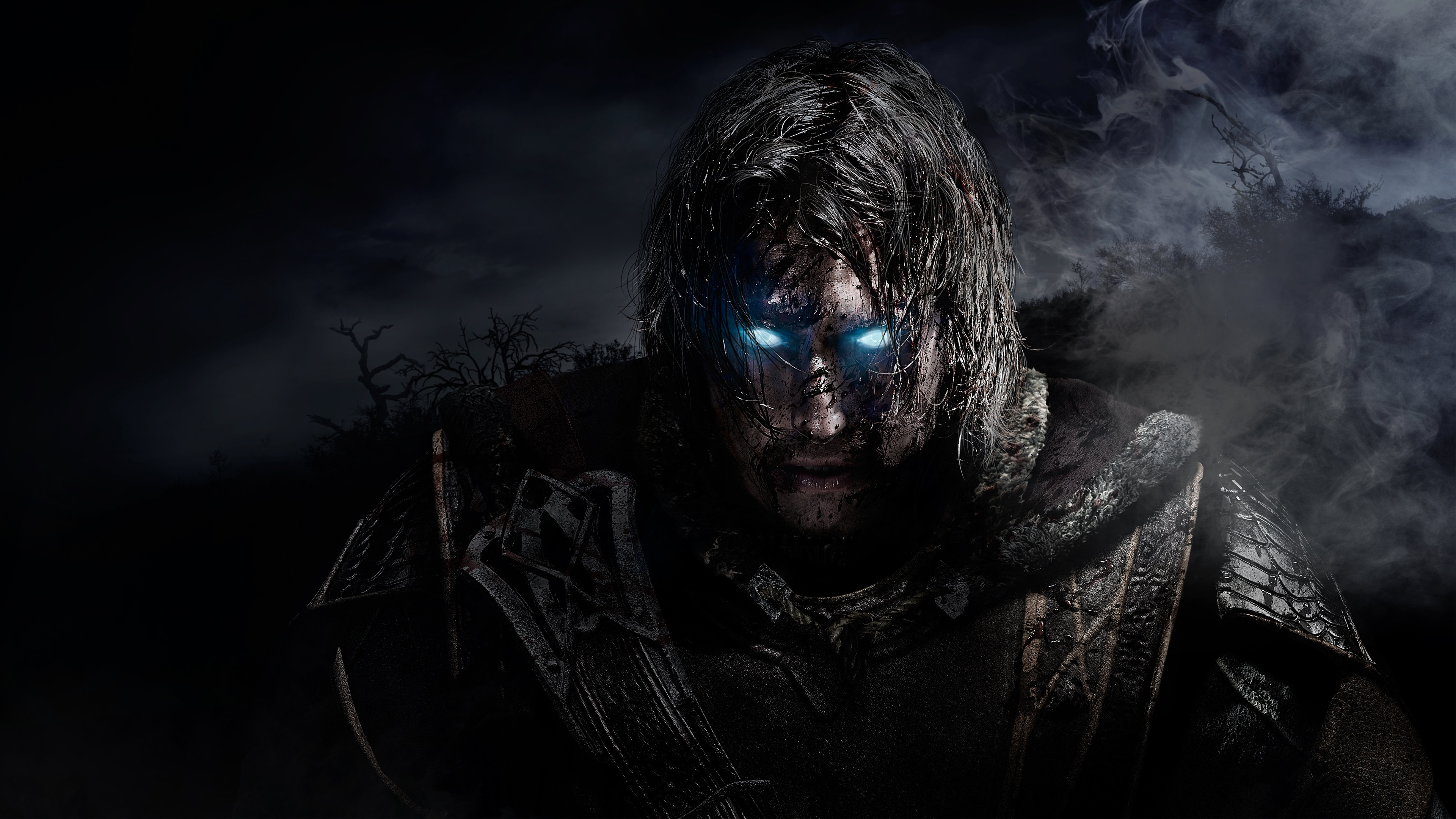 Middle earth Shadow of Mordor Wallpapers HD Wallpapers 3840x2160