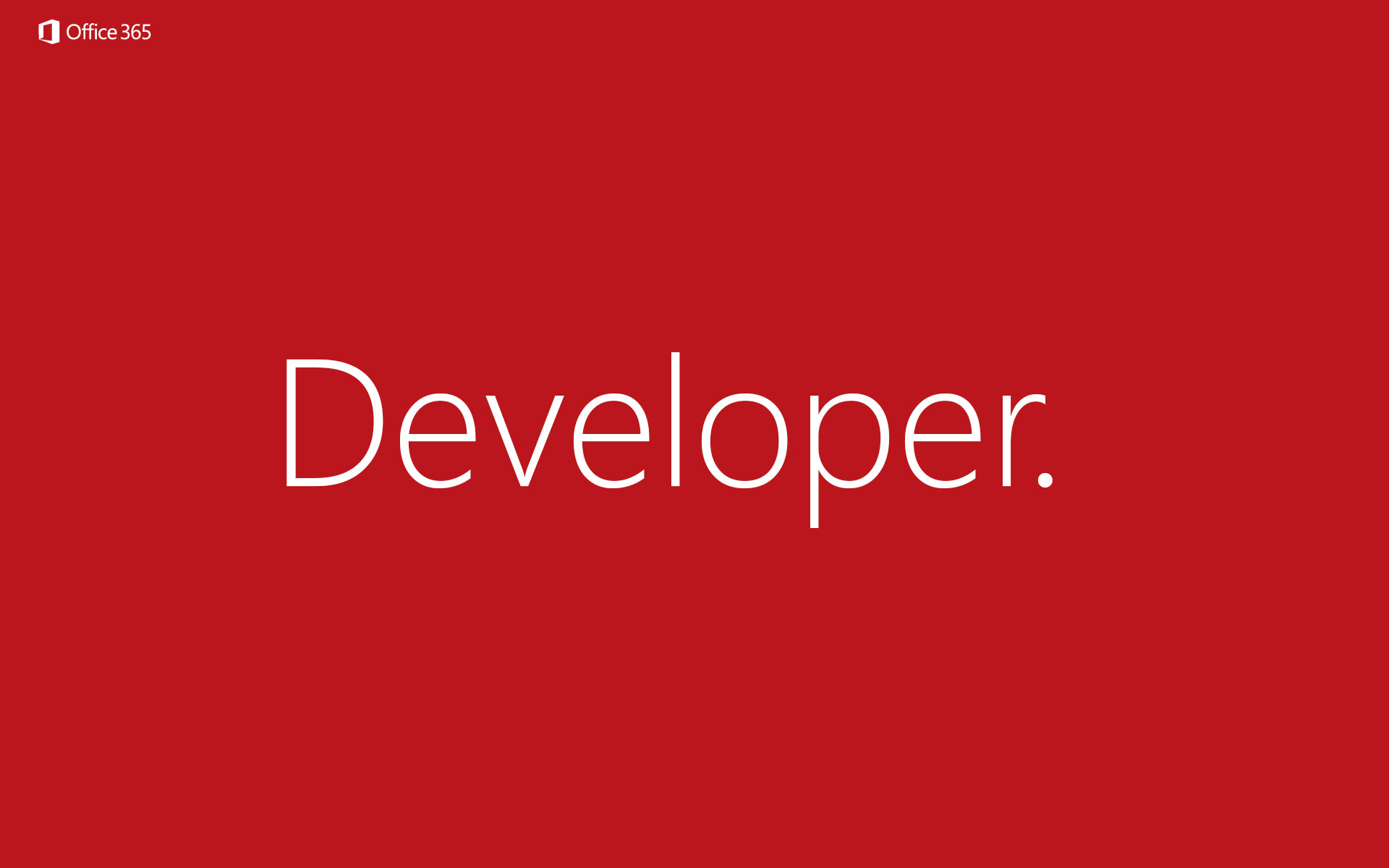 Developer Archives   SharePoint 365 1920x1200