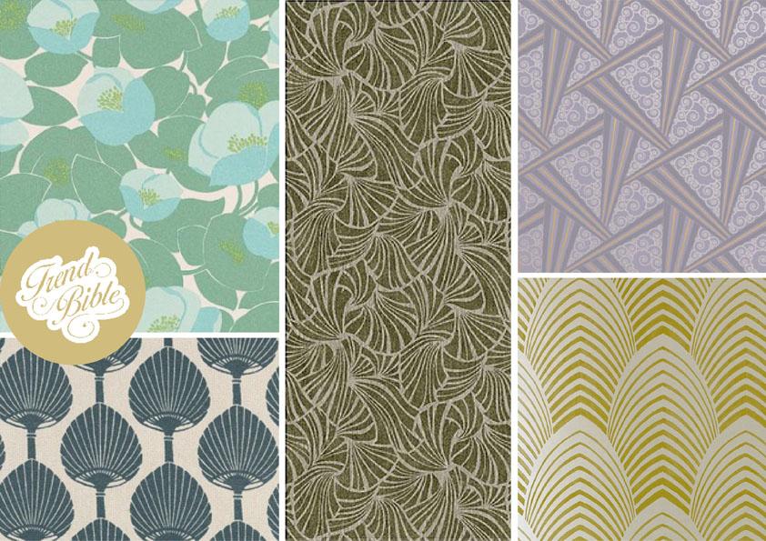 Art Deco Wallpaper - WallpaperSafari