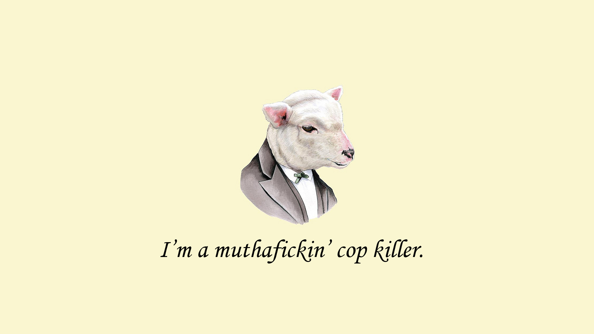 LOVE these Rap lyrics Animals Wallpapers IGN Boards 1920x1080