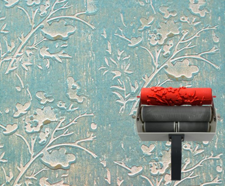 Paint Roller For 7 Licator Diy