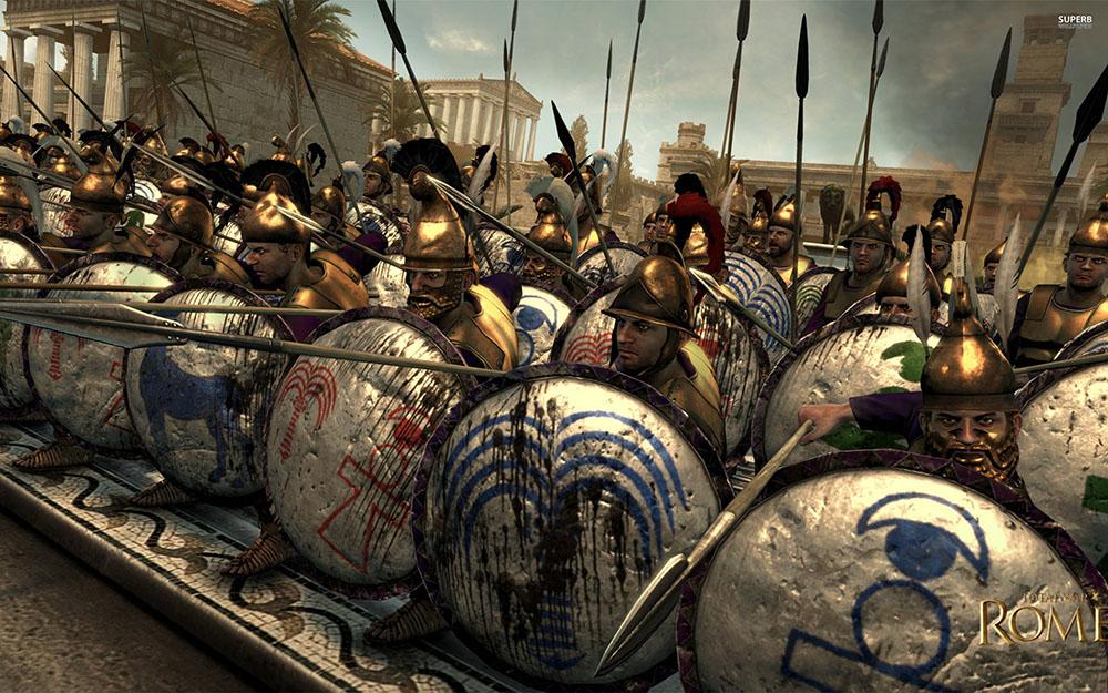ANLISE Total War Rome II   Game tinha tudo para ser pico mas 1000x625